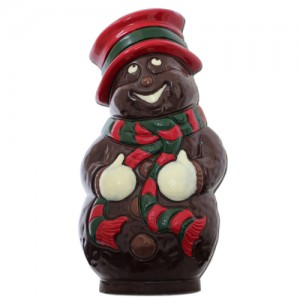Giant Snowman – Dark Chocolate