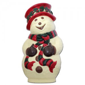 Giant Snowman – White Chocolate