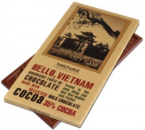 Hello Vietnam – Milk Chocolate