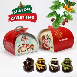 Special Thanks Chocolate – Santa Claus