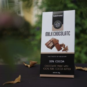 Milk Chocolate 35%