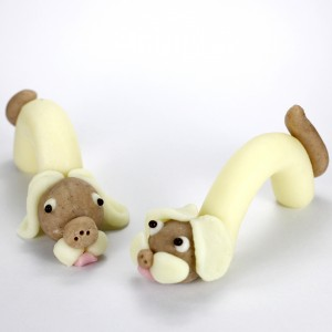 Chocolate Figure – Cute Dog