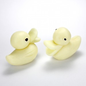 Chocolate Figure – Funny Duck