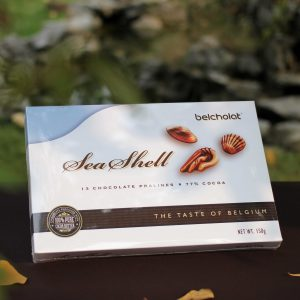 Chocolate Seashell 150g