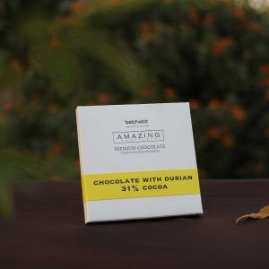 Amazing Chocolate Bar – with Durian
