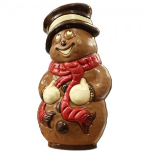 Giant Snowman – Milk Chocolate