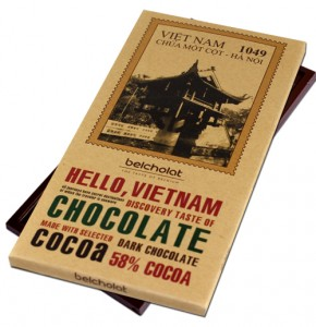Hello Vietnam – Dark Chocolate