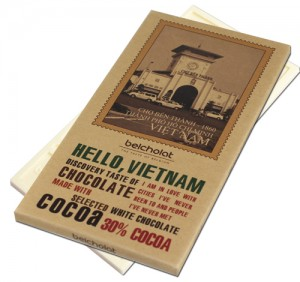 Hello Vietnam – White Chocolate