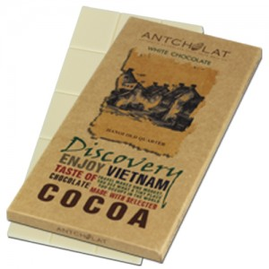 Discovery Vietnam – White Chocolate
