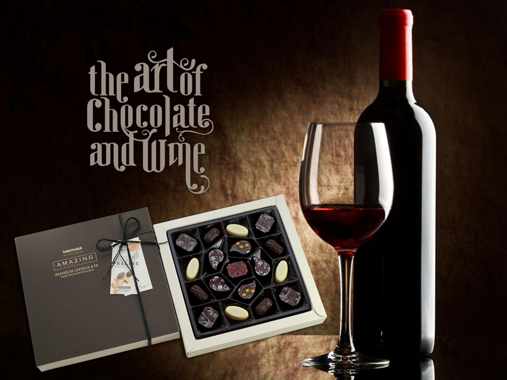 The Art of Chocolate and Wine 1