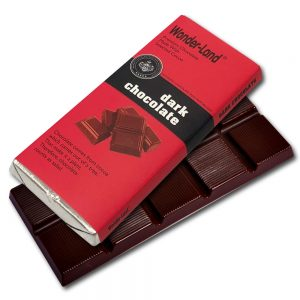 Dark Chocolate Wonder-Land 45g (Pack 3pcs)